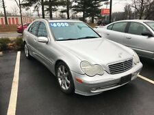 2004 Mercedes-Benz C-Class Kompressor Sedan 4-Door