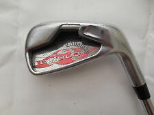 Used Callaway Big Bertha Diablo Forged Single 6 Iron NS Pro 1100 Uniflex Steel
