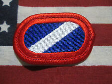 82ND AIRBORNE DIVISION SUPPORT BATTALION  FOWARD PARA OVAL US ARMY M/E