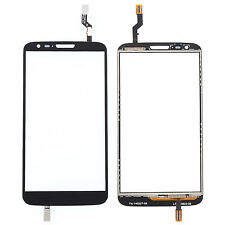 White New Outer Touch Screen Digitizer Glass Panel For LG Optimus G2 D802