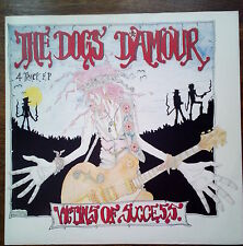"DOGS D'AMOUR RARE 12"" VICTIMS OF SUCCESS NEW UNPLAYED"