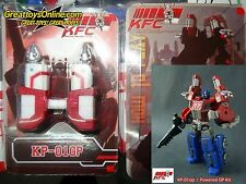 SALE 15% OFF KFC KP-010P RED  TRANSFORMERS G-20142