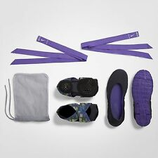 Nike womens Studio Wrap Pack 2 PRT gym yoga dance shoe uk 3 NEW BOXED 646696 501