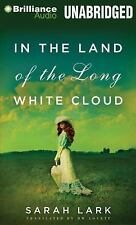 In the Land of the Long White Cloud By Sarah Lark Unabridged AUDIO 22 Hr MP3-CD