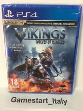 VIKINGS WOLVES OF MIDGARD SPECIAL EDITION SONY PS4 - NUOVO NEW SEALED - PAL