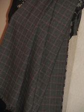 tissu carreaux viscose lainage en 150 de large au mètre tailleur robe veste