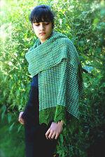 RECTANGULAR ULMUS Shawl Kirsten Kapur for Through the Loops Knitting Pattern