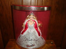 2001 Holiday Celebration Barbie Special Editon New In Box NRFB