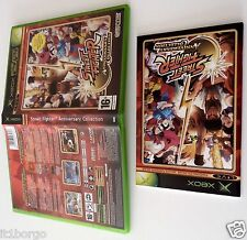 street fighter anniversary collection xbox pal scatola ITA/ESP