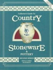 Collector's Guide to Country Stoneware Vol. 2 by Carol Raycraft (1996,...