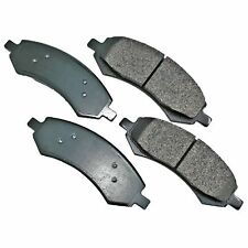 CHRYSLER DODGE Brake Pads FRONT Semi-Metallic Aspen Dakota Durango RAM 1500