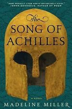 The Song of Achilles by Madeline Miller (2012, Hardcover)