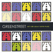 Let's Talk About Some Music [EP] by Greenstreet (CD, Jun-2005) Free Ship #HJ01