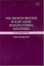 The Growth Process In East Asian Manufacturing Industries: A Re-examination