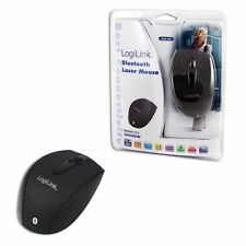 LOGILINK BLUETOOTH LASER MAUS MOUSE 1600 dpi FÜR APPLE MACBOOK IMAC + WINDOWS