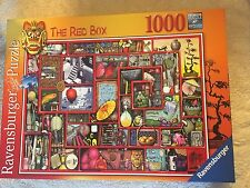 The Red Box Jigsaw Puzzle 1000 Pieces Ravensburger Chinese Japan China