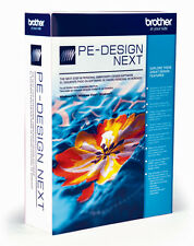 Brother PE Design Next Software for all Brother Home Embroidery Machines