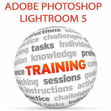 Adobe PHOTOSHOP LIGHTROOM 5 - Video Training Tutorial SET 6DVD