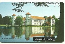 RARE / CARTE TELEPHONIQUE- SCHLOSS VILLE ALLEMAGNE PHONECARD COMME NEUF LIKE NEW