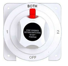 NEW Battery Selector Switch Replaces Guest 2111A 4 Position Marine Boat Marine