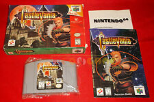 CASTLEVANIA Nintendo 64 N64 Versione NTSC Americana ○○○ COMPLETO