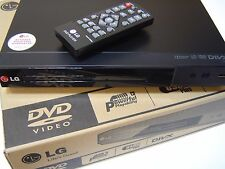 NEW LG DP132 Multi All Region 0 1 2 3 4 5 DVD PLAYER USB DVIX Remote Scart lead