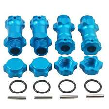 89108 Wheel Hex 17mm Enhanced Mount 30mm Blue Fit RC HSP 1:8 Buggy Truck 94087
