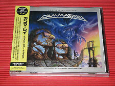 GAMMA RAY Heading For Tomorrow Anniversary Edition  JAPAN 2 CD SET
