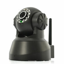 /// Wireless IP Security Camera - 1/4 Inch CMOS, Pan/Tilt, P2P Remote Viewing //