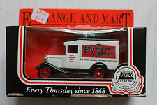 "LLEDO DAYS GONE EXCHANGE AND MART "" VAN  MINT IN BOX"