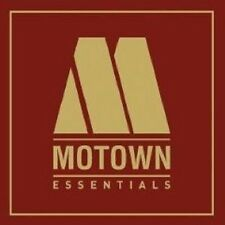 Motown Essentials 8 CD BOX Lionel richie uvm NEUF