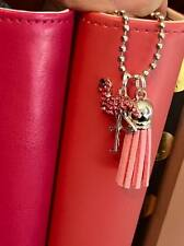 FLAMINGO tassel planner charm filofax* color crush * Carpe diem * FREE P&P