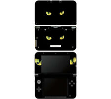 Vinyl Skin Decal Cover for Nintendo 3DS XL LL - Cat Eyes