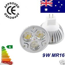 20X MR16 9W CREE LED Bulb Warm White Globe Downlight Spotlight Lamp 12V DIMMABLE