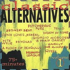 Classic Alternatives, Vol. 1 by Various Artists (CD, Jun-1998, SPG)