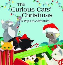 The Curious Cats' Christmas: A Pop-Up Adventure! by Jumping Jack Press