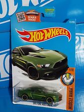 Hot Wheels 2016 Muscle Mania #121 2015 Ford Mustang GT TRU Exclusive Green