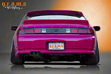 Nissan 200 SX Silvia S14 S14a Rocket Bunny Style Rear Spoiler DuckTail v4