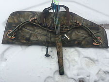 Hoyt Ultratec XT2000 Compound Bow Release DEAD NUTS Sight Case ARROWS RH NICE