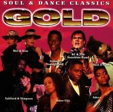 "Soul & Dance Classics ""Gold"" Ashford & Simpson, Jermaine Stewart, Loose.. [2 CD]"