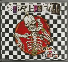 CYPRESS HILL - - WHAT'S YOUR NUMBER?  !!!