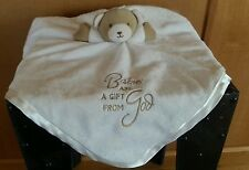 LOVEY Family Christian Store Babies Are A Gift From God Baby Security Blanket