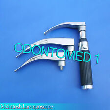Mcintosh Laryngoscope Switch Style ENT Surgical Instruments-ODM-543