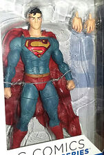 DC: Lee Bermejo Designer series: SUPERMAN figure - (batman/capullo/jae lee)