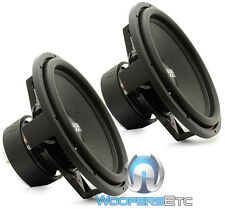"(2) SUNDOWN AUDIO SA-15 D4 REV.2 SUBS 15"" 600W DUAL 4-OHM SUBWOOFERS SPEAKERS"