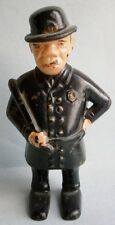 Mulligan Policeman Cast Iron Still Bank by A.C. Williams