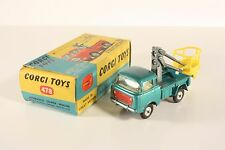 Corgi Toys 478, Hydraulic Tower Wagon, Mint in Box                     #ab1747