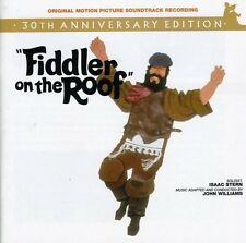 Fiddler On The Roof - Various Artists (2001, CD NIEUW) Remastered