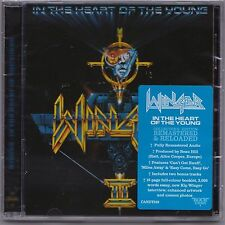 WINGER - IN THE HEART OF THE YOUNG - ROCK CANDY REMASTERED EDITION - NEW CD