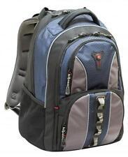 Swissgear Cobalt 16-inch Laptop Backpack - Black/Blue/Grey - GA-7343